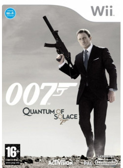 007: Quantum of Solace (Wii)